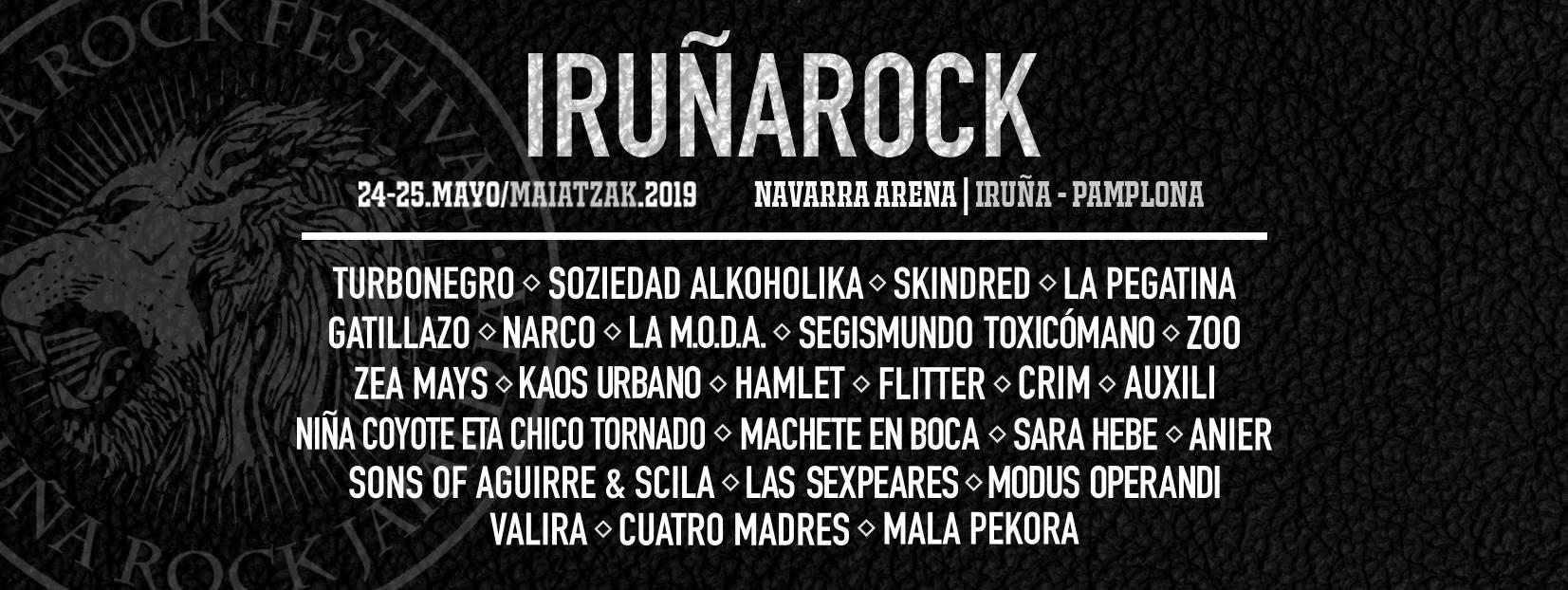 IRUÑA ROCK FESTIVAL